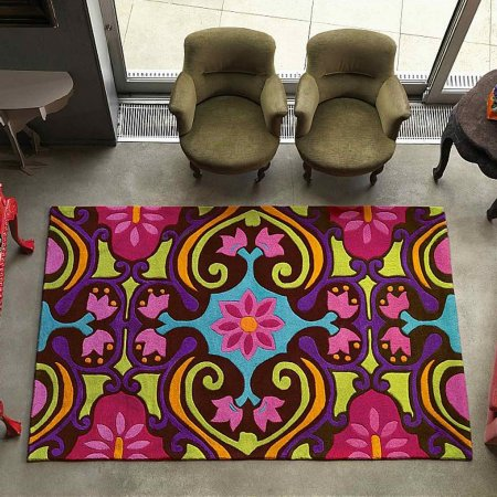 4408/Vale-Furnishers/Harlequin-Scroll-Multi-Rug