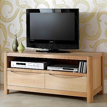 9427/Vale-Furnishers/Carlson-Two-Drawer-TV-Unit