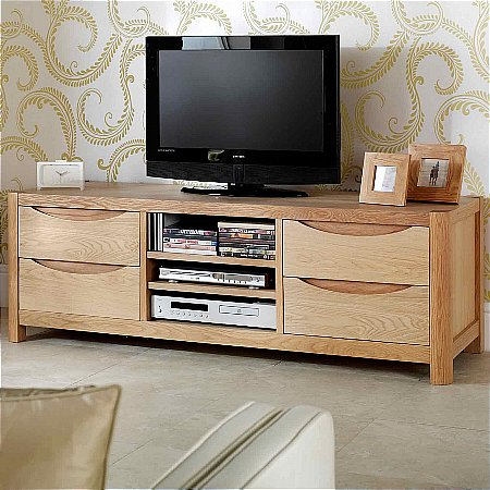 9429/Vale-Furnishers/Carlson-Four-Drawer-TV-Unit