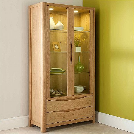 9434/Vale-Furnishers/Carlson-Display-Cabinet
