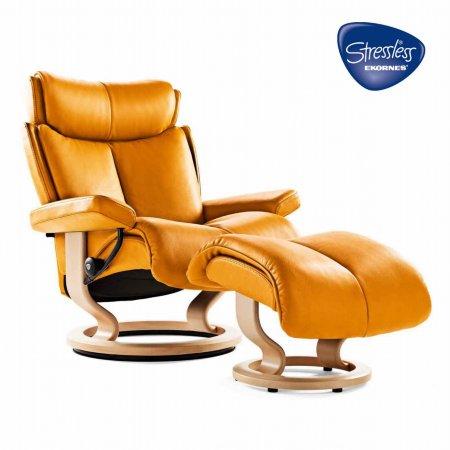 5529/Stressless/Magic-Reclining-Chair