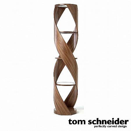 9797/Tom-Schneider/DNA-Whole-Twist-Shelves-(with-Inset-Glass-Shelves)