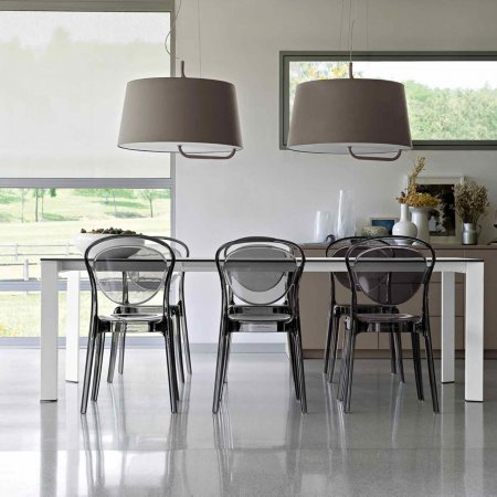 Calligaris parisienne dining chair vale furnishers for Calligaris parisienne
