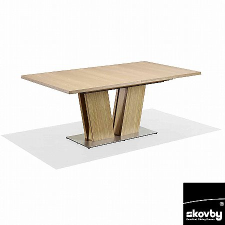 9840/Skovby/SM37-Extending-Dining-Table