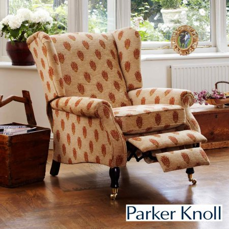 9232/Parker-Knoll/York-Manual-Recliner