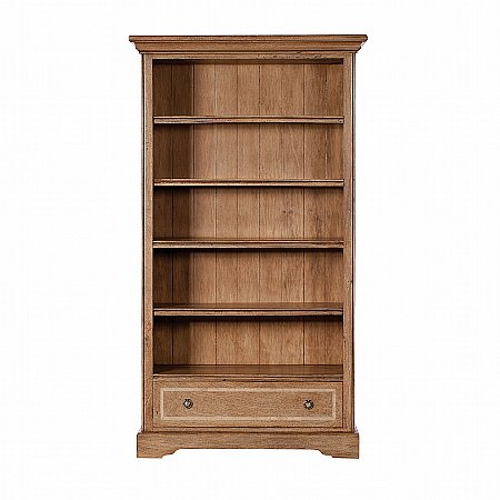 9948/Vale-Furnishers/Wokingham-Tall-Bookcase-with-Drawer