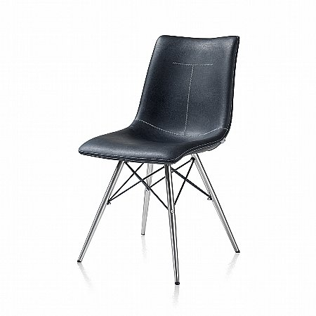 10444/Vale-Furnishers/Widow-Dining-Chair-Black