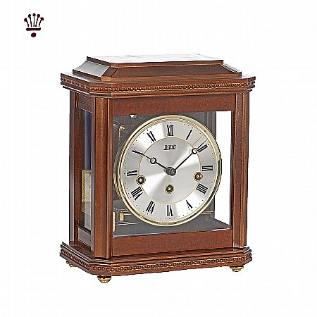 10564/BilliB/Birchgrove-Mantel-Clock-Walnut
