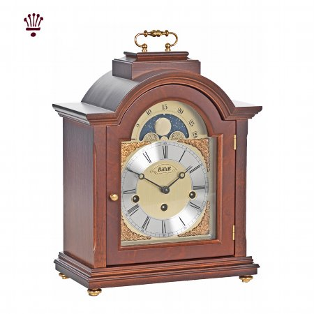 4999/BilliB/Linton-Mantel-Clock-Walnut