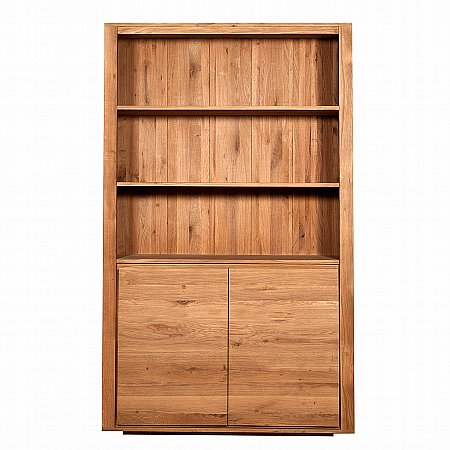 10947/Ethnicraft/Oak-Shadow-Bookcase