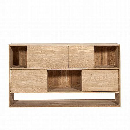 10948/Ethnicraft/Oak-Nordic-Sliding-Door-Low-Rack