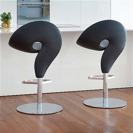 10967/Tonon/Question-Mark-Swivel-Bar-Stool