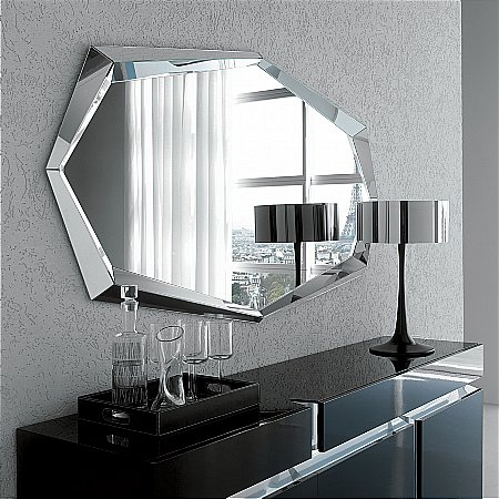 11004/Cattelan-Italia/Emerald-Mirror