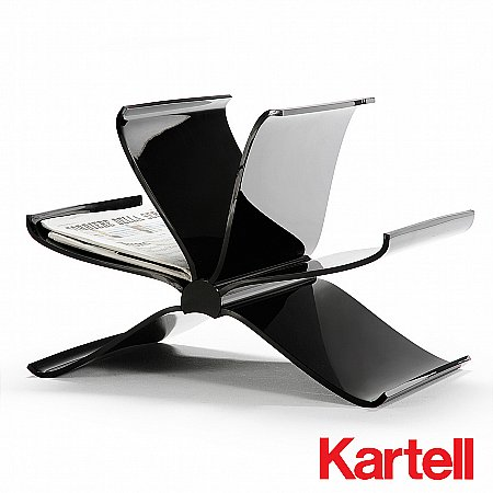 11104/Kartell/Front-Page-Magazine-Rack