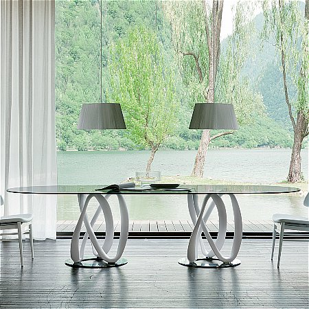 11123/Porada/Infinity-2-Dining-Table