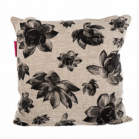 11070/Tretchikoff/Tretchikoff-Monotone-Lotus-Flower-Cushion