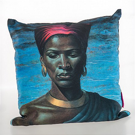 11067/Tretchikoff/Tretchikoff-Zulu-Girl-Cushion