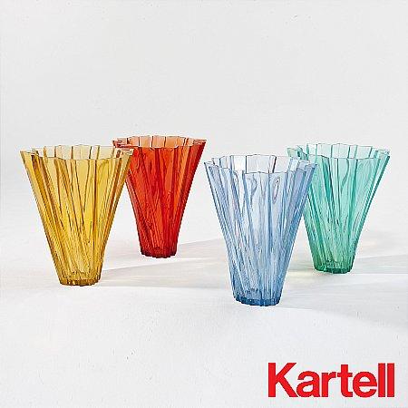 11209/Kartell/Shanghai-Vase