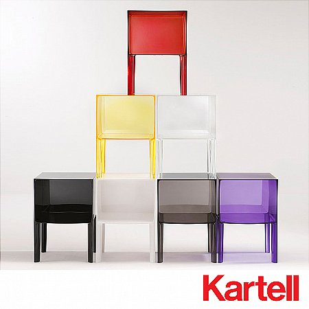 11225/Kartell/Ghost-Buster-Side-Table