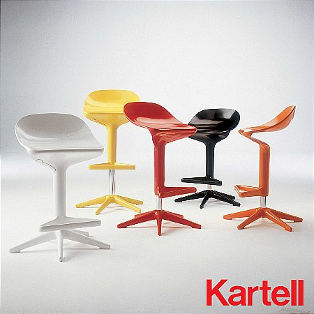 11356/Kartell/Spoon-Height-Adjustable-Barstool