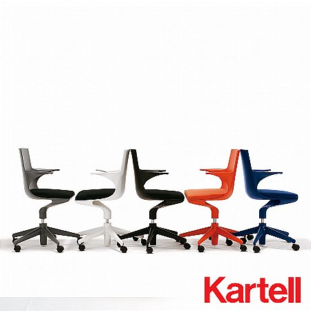 11357/Kartell/Spoon-Office-Chair