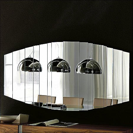 11467/Cattelan-Italia/Stripes-Mirror