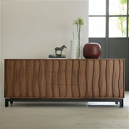11597/Porada/Masai-2-Door-3-Drawer-Sideboard