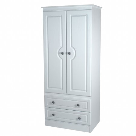 11762/Vale-Furnishers/Lamphey-2-Drawer-Wardrobe