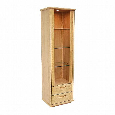 11883/Vale-Furnishers/Bruges-Tall-1-Door-Display-Unit