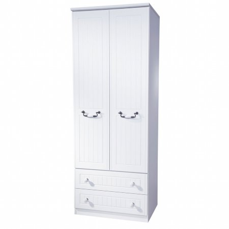 11721/Vale-Furnishers/Ruskin-2-Drawer-Wardrobe
