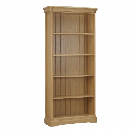 12301/Vale-Furnishers/Oliver-Natural-Bookcase