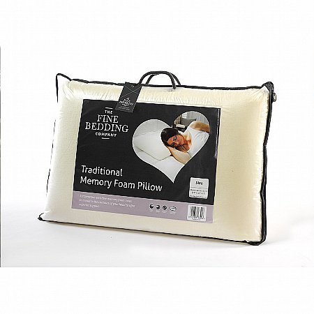 13587/The-Fine-Bedding-Co/Traditional-Memory-Foam-Pillow
