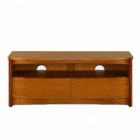 13005/Nathan/Teak-Collection-Shades-TV-Unit-With-Drawers
