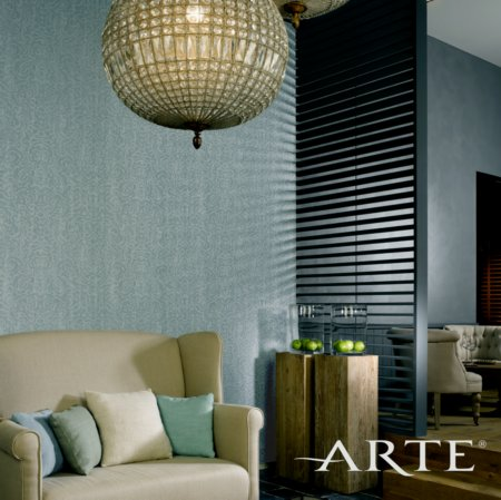 Arte flamant les mineraux wallcovering vale furnishers for Flamant interieur