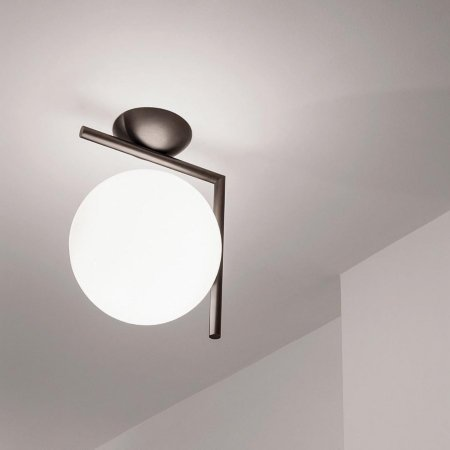 13102/Flos/IC-Lights-Ceiling-Mounted-Lamp
