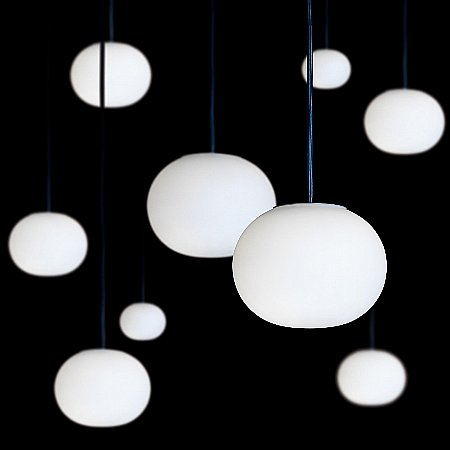 13103/Flos/Glo-Ball-S2-Pendant-Ceiling-Lamp