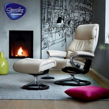 12836/Stressless/View-Recliner-Chair