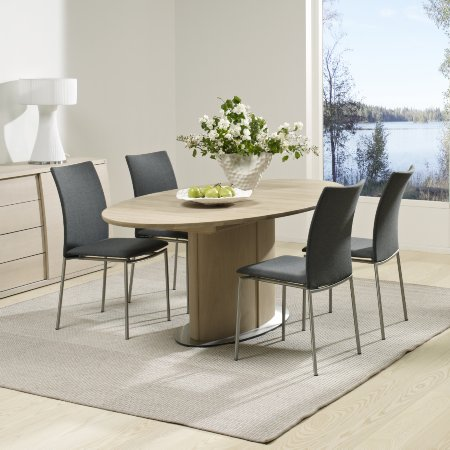 9264/Skovby/SM73-Extending-Dining-Table