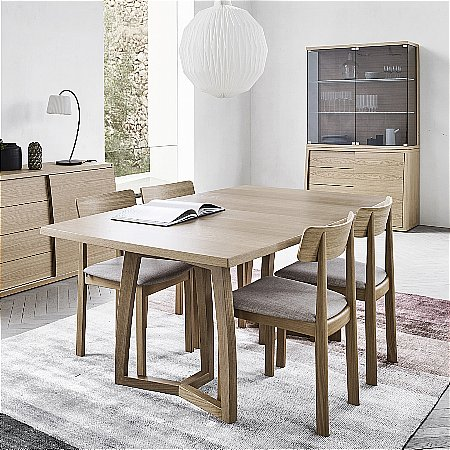 14385/Skovby/SM22-Trestle-Table