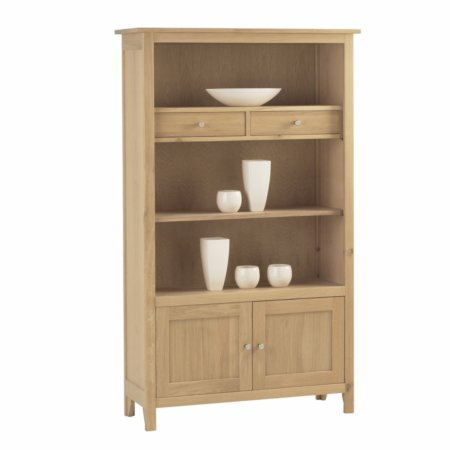 7905/Vale-Furnishers/Cirrus-Medium-Bookcase-with-Cupboard-and-Drawers