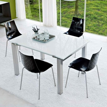 8160/Connubia/Airport-Taupe-or-Extra-White-Dining-Table