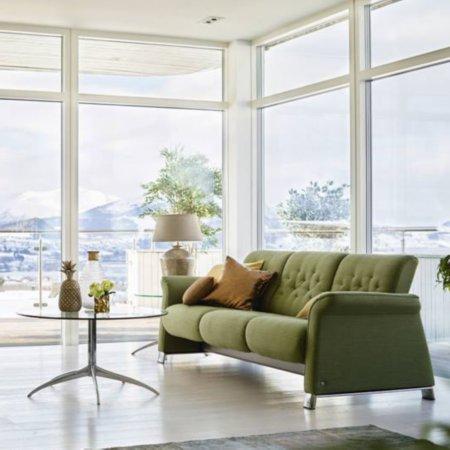 13571/Stressless/Metropolitan-3-Seater-Sofa
