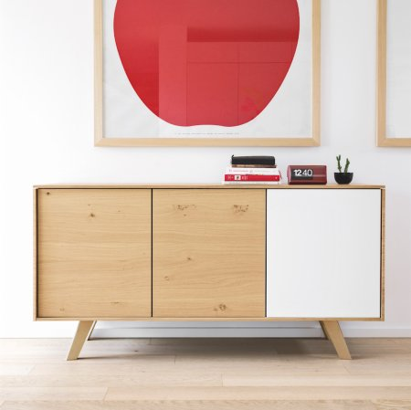 14623/Calligaris/Adam-3-Door-Sideboard