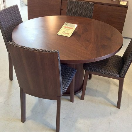 15193/Skovby/Dining-Extending-Table-and-4-Chairs