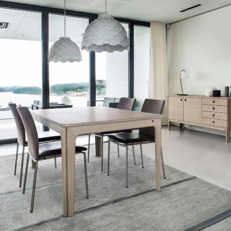 10811/Skovby/SM26-Extending-Dining-Table