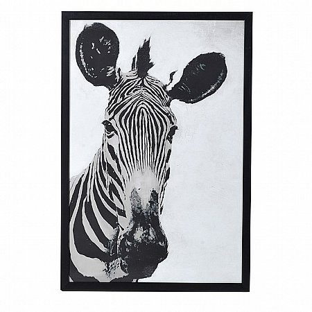 15280/Vale-Furnishers/Zebra-Print-in-Thin-Black-Frame
