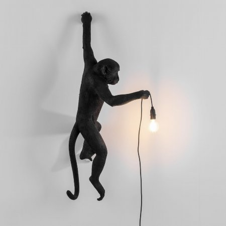 15534/Seletti/Hanging-Black-Monkey-Lamp-for-Outdoors