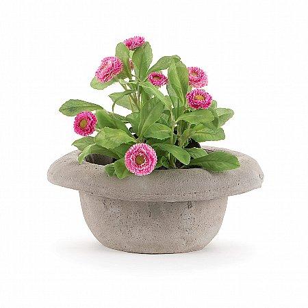 15540/Seletti/Bombetta-Concrete-Vase