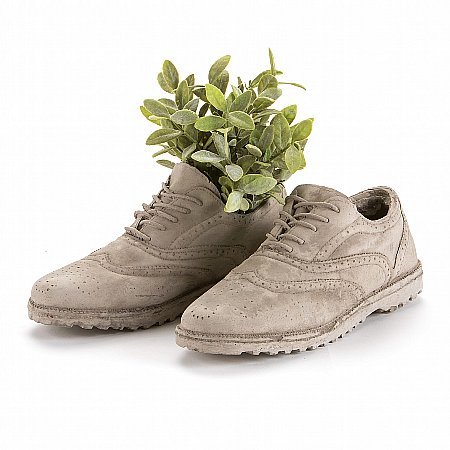 15569/Seletti/Chaussures-Concrete-Vase