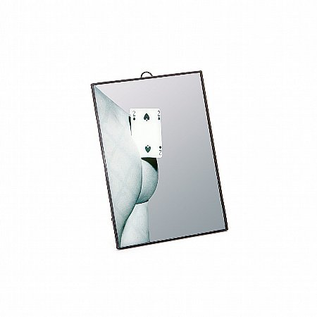 15579/Seletti/Two-of-Spades-Small-Mirror